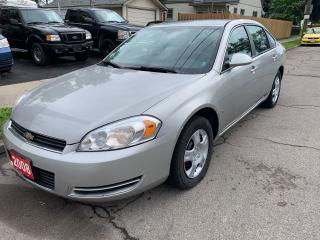 Used 2008 Chevrolet Impala for sale in Hamilton, ON