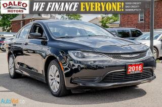 Used 2016 Chrysler 200 LX for sale in Hamilton, ON