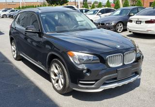 Used 2015 BMW X1 xDrive28i Navigation for sale in Dorval, QC