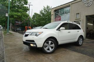 Used 2011 Acura MDX Traction intégrale 4 portes groupe techn for sale in Laval, QC