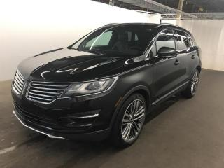 Used 2015 Lincoln MKC AWD RESERVE 2.3L for sale in Châteauguay, QC