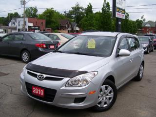 Used 2010 Hyundai Elantra Touring GLS,ONE OWNER,Auto,Certified,No Accident for sale in Kitchener, ON