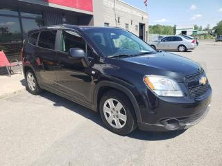 Used 2012 Chevrolet Orlando LT for sale in Châteauguay, QC