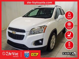 Used 2015 Chevrolet Trax Ltz Awd Cuir for sale in Québec, QC