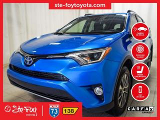 Used 2017 Toyota RAV4 Xle Hybride Awd for sale in Québec, QC