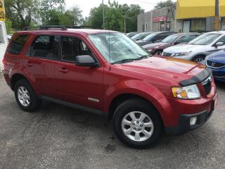 Used 2008 Mazda Tribute GX/ AUTO/ 4WD/ PWR GROUP/ ALLOYS/ TINTED! for sale in Scarborough, ON