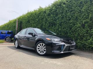 Used 2018 Toyota Camry SE 4dr FWD Sedan for sale in Surrey, BC
