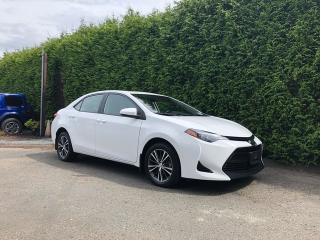 Used 2018 Toyota Corolla LE 4dr FWD Sedan for sale in Surrey, BC