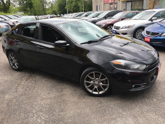 2014 Dodge Dart SXT/ AUTO/ PWR GROUP/ ALLOYS/ LOADED!
