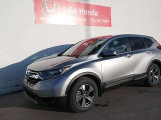 New 2019 Honda CR-V LX for sale in Edmonton, AB