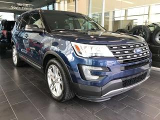 Used 2016 Ford Explorer XLT, POWER HEATED LEATHER SEATS, SKYROOF. KEYLESS IGNITION, NAVI for sale in Edmonton, AB