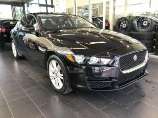 Used 2018 Jaguar XE PREMIUM, ACCIDENT FREE, SUNROOF, KEYLESS IGNITION, POWER HEATED LEATHER SEATS for sale in Edmonton, AB