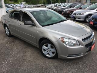 Used 2008 Chevrolet Malibu LS/ 4 CYL/ AUTO/ PWR GROUP/ COLD AC/ LOADED! for sale in Scarborough, ON