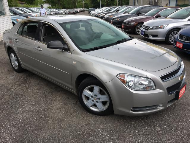 2008 Chevrolet Malibu LS/ 4 CYL/ AUTO/ PWR GROUP/ COLD AC/ LOADED!