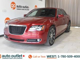 Used 2012 Chrysler 300 300S, rwd, heated front seats, heated steering wheel, sunroof, backup camera for sale in Edmonton, AB