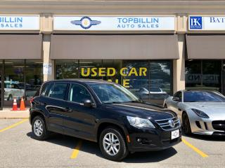 Used 2011 Volkswagen Tiguan 6 Speed Manual Transmission for sale in Vaughan, ON