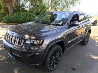 New 2019 Jeep Grand Cherokee Altitude for sale in Richmond, BC
