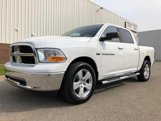 Used 2012 RAM 1500 SLT Super Crew Luxury Package for sale in Mississauga, ON