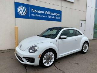 Used 2019 Volkswagen Beetle Wolfsburg Edition for sale in Edmonton, AB