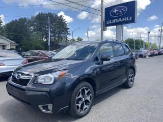 Used 2016 Subaru Forester 2.0XT AWD ** LIMITED ** EN TRANSACTION for sale in Victoriaville, QC