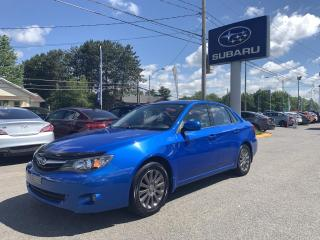 Used 2011 Subaru Impreza Berline 4 portes, boîte automatique, 2.5 for sale in Victoriaville, QC