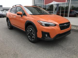 Used 2019 Subaru XV Crosstrek ** LIMITED EYESIGHT ** NEUF NEUF NEUF for sale in Victoriaville, QC
