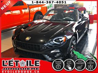 Used 2019 Fiat 124 Spider Abarth cabriolet for sale in Jonquière, QC