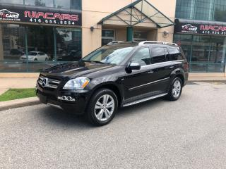 Used 2010 Mercedes-Benz GL-Class GL 350 BlueTec**NAVI**BACKUP CAM**7 SEAT** for sale in North York, ON