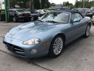 Used 2005 Jaguar XK Convertible for sale in Thornhill, ON