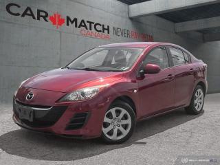 Used 2010 Mazda MAZDA3 GX / *AUTO* / NO ACCIDENTS for sale in Cambridge, ON