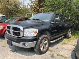 Used 2007 Dodge Ram 1500 SLT 4X4 HEMI for sale in Stouffville, ON