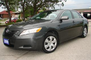 Used 2009 Toyota Camry LE for sale in Mississauga, ON