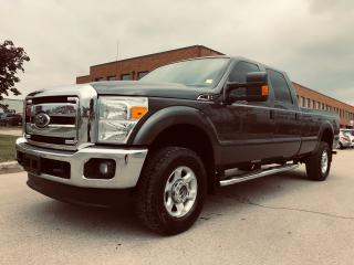Used 2015 Ford F-250 XLT Crew Cab Super Duty for sale in Mississauga, ON