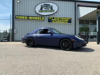 Used 2001 Porsche 911 Carrera for sale in St. Thomas, ON