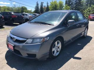 Used 2011 Honda Civic SE POWER SUNROOF 1 OWNER CAR for sale in Stouffville, ON