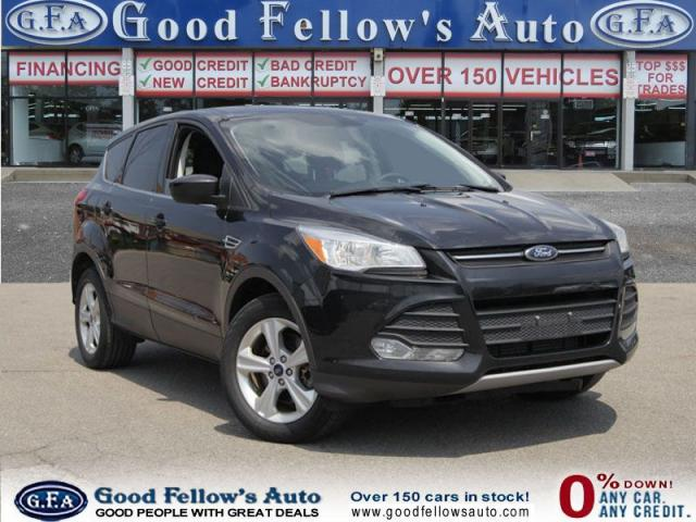 2013 Ford Escape SE MODEL, 1.6 ECOBOOST, 4WD, HEATED SEATS