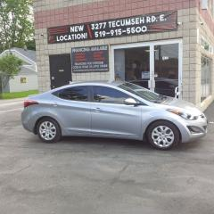 Used 2015 Hyundai Elantra SE for sale in Windsor, ON