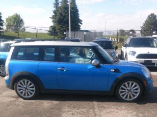 Used 2012 MINI Cooper Clubman 1.6L/ONE OWNER/NO ACCIDENT/SAFETY INCLUDED for sale in Cambridge, ON