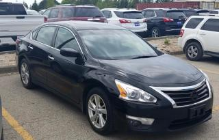 Used 2015 Nissan Altima 2.5L SV/SAFETY INCLUDED for sale in Cambridge, ON
