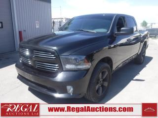 Used 2015 RAM 1500 EXPRESS CREW CAB SWB RWD 5.7L for sale in Calgary, AB