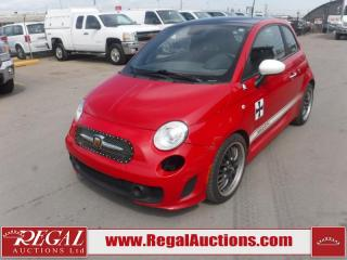 Used 2013 Fiat 500 ABARTH 2D HATCHBACK 1.4L for sale in Calgary, AB