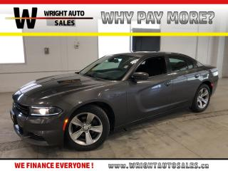 Used 2017 Dodge Charger SXT|SUNROOF|BLUETOOTH|58,159 KMS for sale in Cambridge, ON