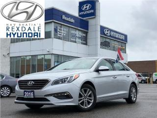 Used 2016 Hyundai Sonata 2.4L GL for sale in Toronto, ON