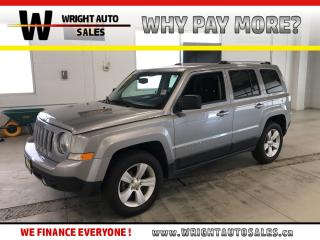 Used 2016 Jeep Patriot North|BLUETOOTH|FOG LIGHTS|113,648 KM for sale in Cambridge, ON