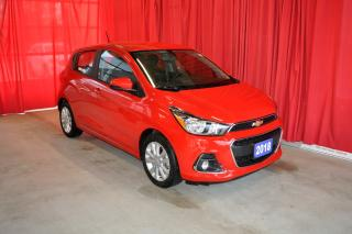 Used 2018 Chevrolet Spark LT Hatchback   Heated Side-Vew Mirrors for sale in Listowel, ON