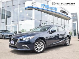 Used 2015 Mazda MAZDA3 GS|1.9% FINANCE AVAILABLE|ONE OWNER|NO ACCIDENTS for sale in Mississauga, ON