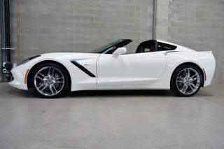Used 2016 Chevrolet Corvette Stingray 3LT Coupe for sale in Vancouver, BC