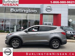 Used 2014 Hyundai Santa Fe Sport, ACCIDENT FREE, 1 OWNER ! Luxury for sale in Burlington, ON