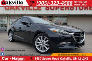 Used 2017 Mazda MAZDA3 GT | HUD | NAVI | SUNROOF | RADAR CRUISE for sale in Oakville, ON