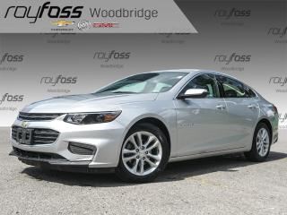 Used 2018 Chevrolet Malibu LT Backup Cam, Alloys for sale in Woodbridge, ON